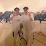 輝くテニス界。あの頃は若かった!そして今はビジネスへ。